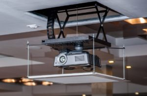 Ceiling Projector Lift – WP-560