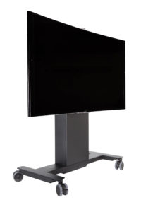 Mobilny zdalnie sterowany stojak do telewizora – MobiLift PREMIUM