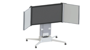 Hinged whiteboard set for Mobilift – MBL-HNG