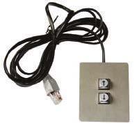 2 way operating buttons for Sabaj Tv Lifts – K-BTN-2 WAY