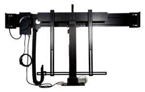 Podnośnik do telewizora zdalnie sterowany – K-Premium IR